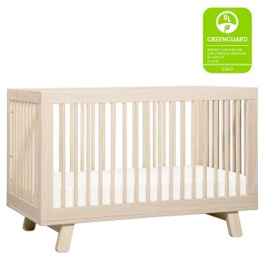 Baby Letto Hudson 3-in-1 Convertible Crib Natural AW19