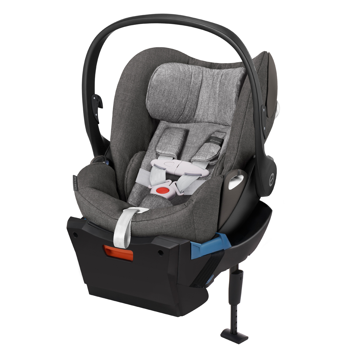 cybex cloud q plus infant car seat thetot. Black Bedroom Furniture Sets. Home Design Ideas