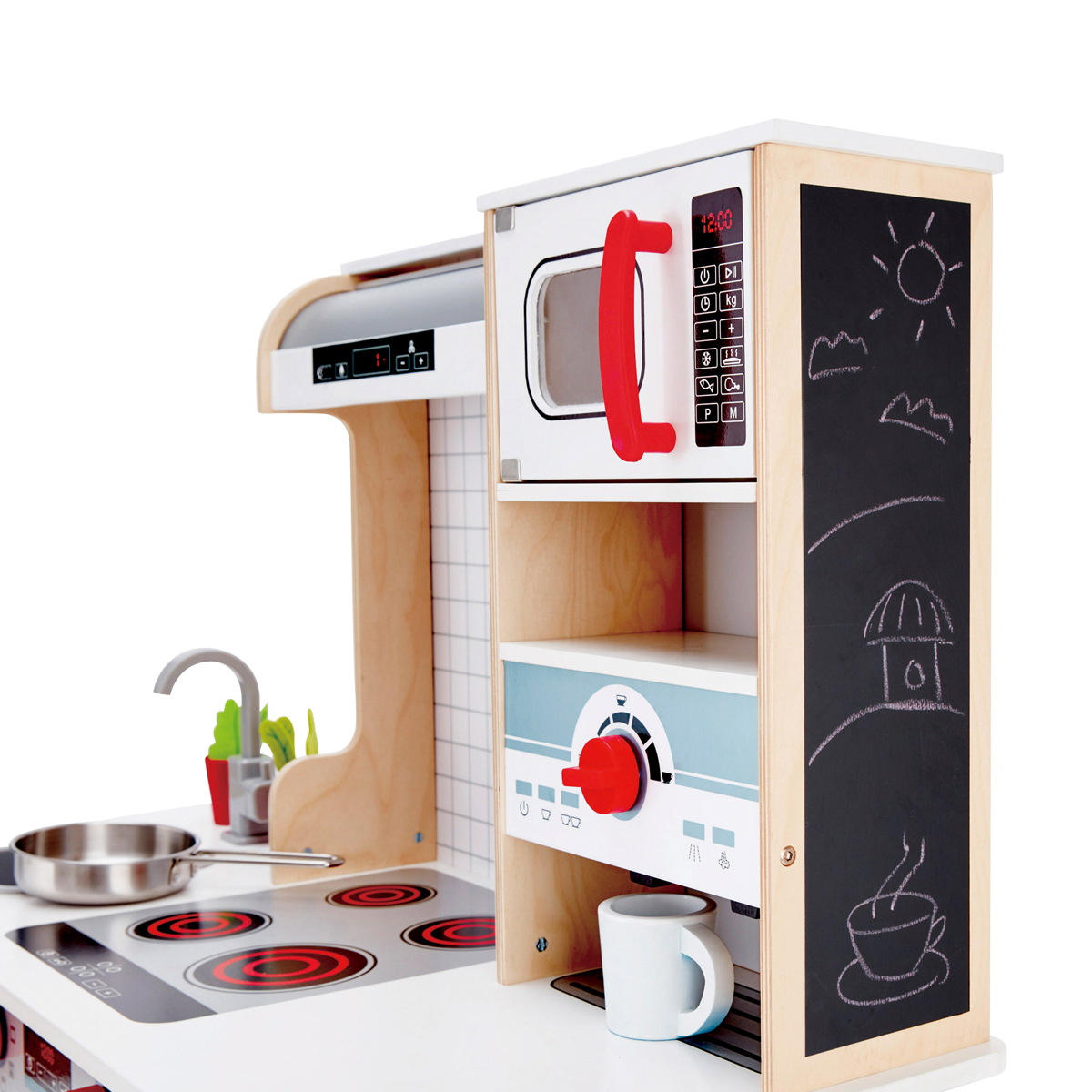 Hape All In 1 Kitchen Thetot