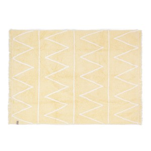 Lorena Canals Hippy Rug - yellow