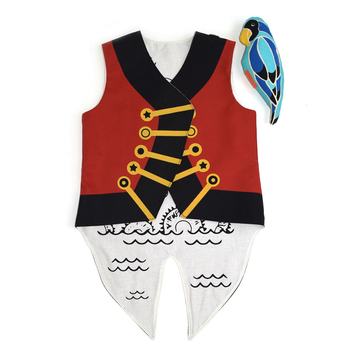 Lovelane Pirate Vest