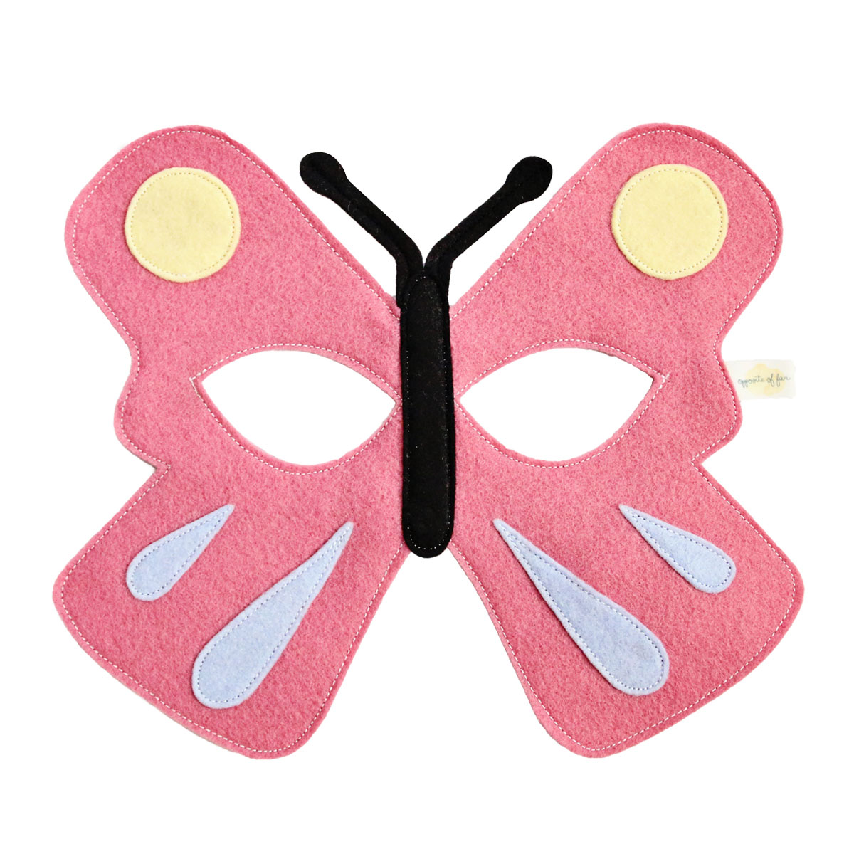 Opposite of Far Butterfly Mask