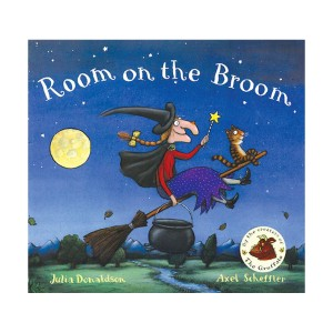 Room on the Broom book