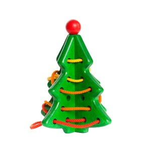 Bajo Lace Up Christmas Tree
