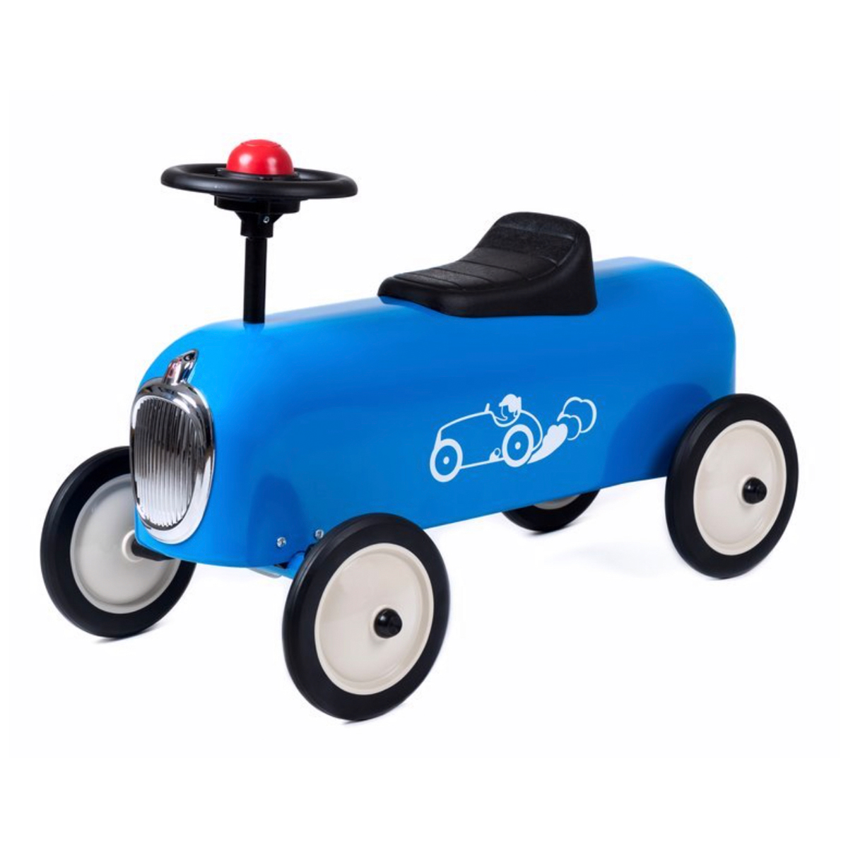 Baghera Racer Ride-On Toy in Blue