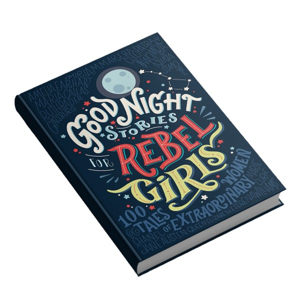 RebelGirlsGoodnightStoriesBook1