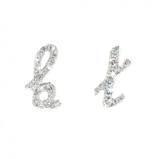 Sue Gragg Diamond Earrings