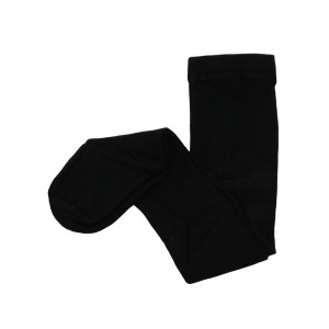 Jefferies Socks Organic Tights Black