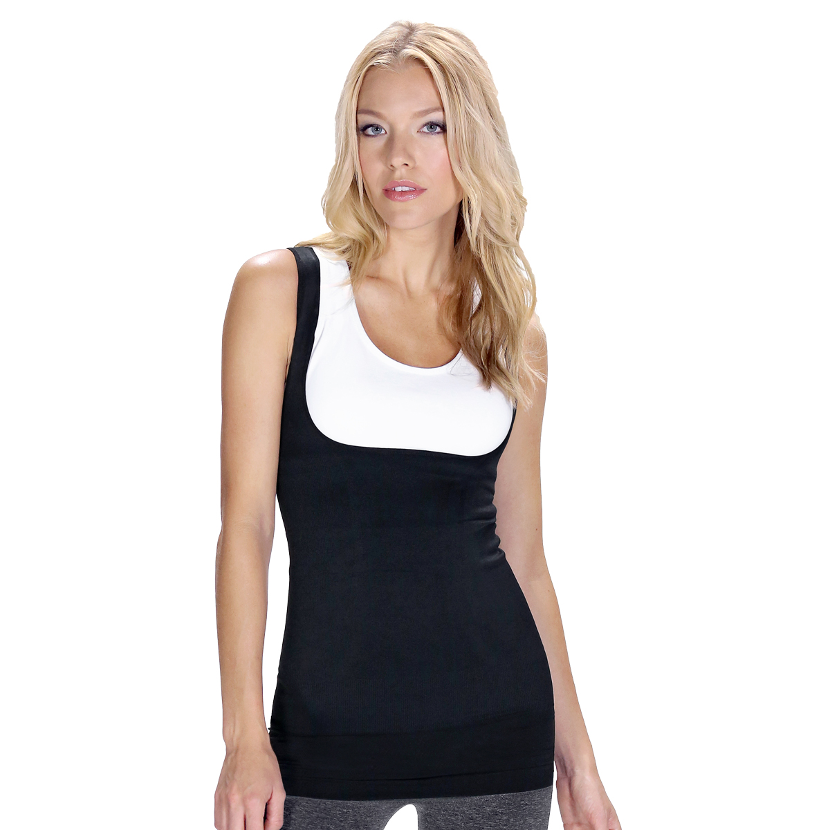 Blanqi Lift Up Nursing Tank