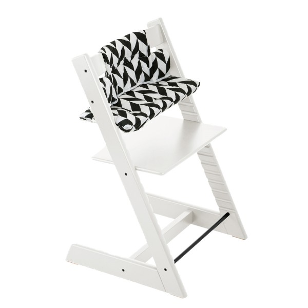 stokke tripp trapp white thetot. Black Bedroom Furniture Sets. Home Design Ideas