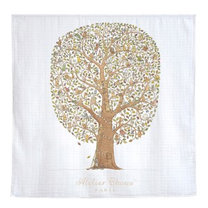 Atelier Choux Family Tree Swaddle