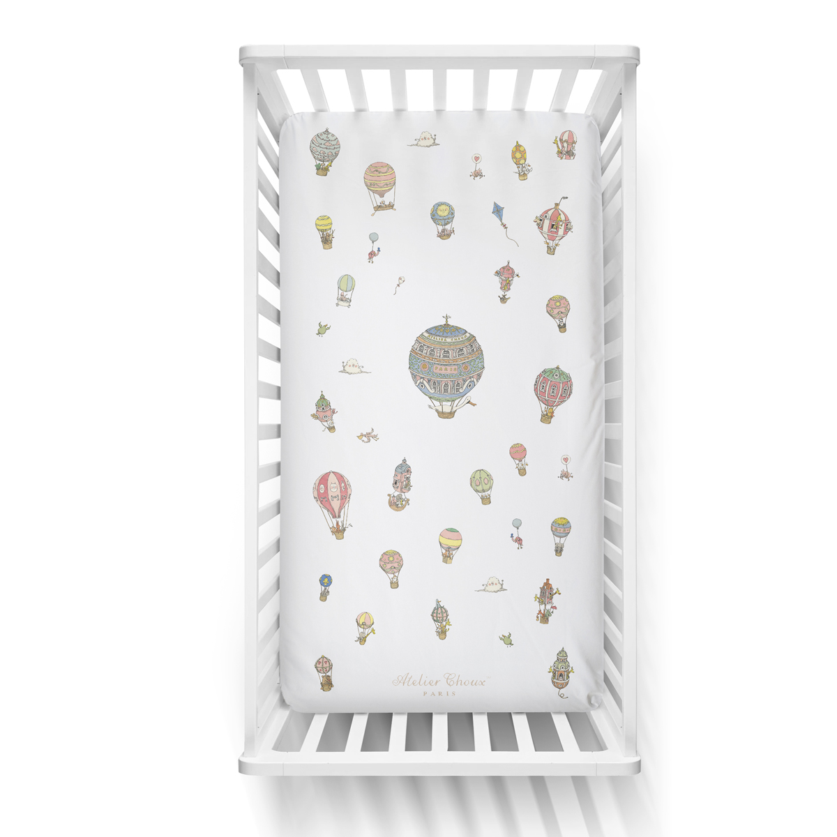 Atelier Choux Organic Fitted Sheet