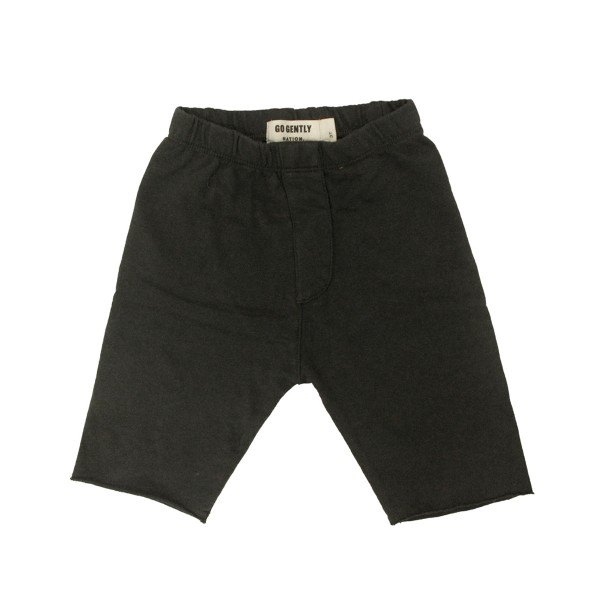 GoGentlyNationSS18TrouserShortCharcoal