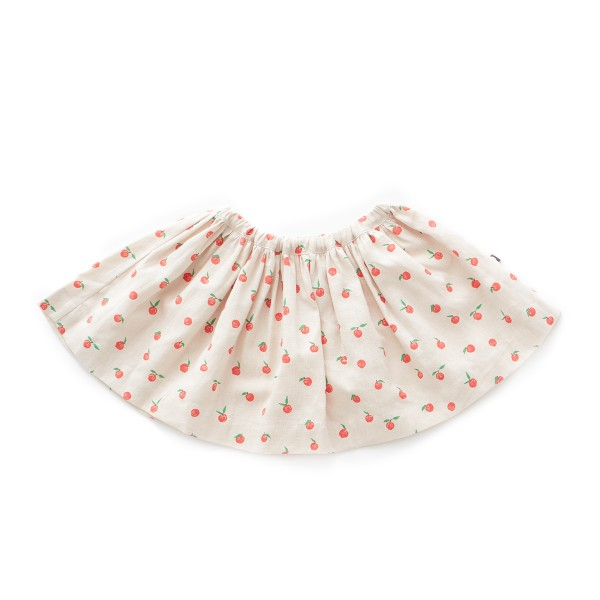 OeufSS18SkirtBeigePeaches