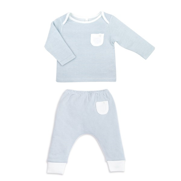 Outfit&SwaddleGiftSetBlue2