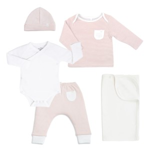 Mori Outfit and Swaddle Layette
