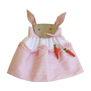 Little Goodall Bunny Dress