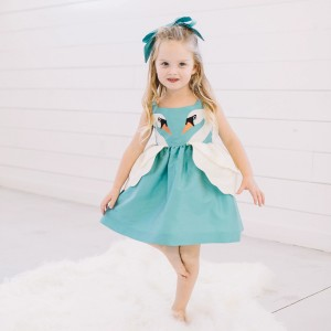 Little Goodall Swan Dress