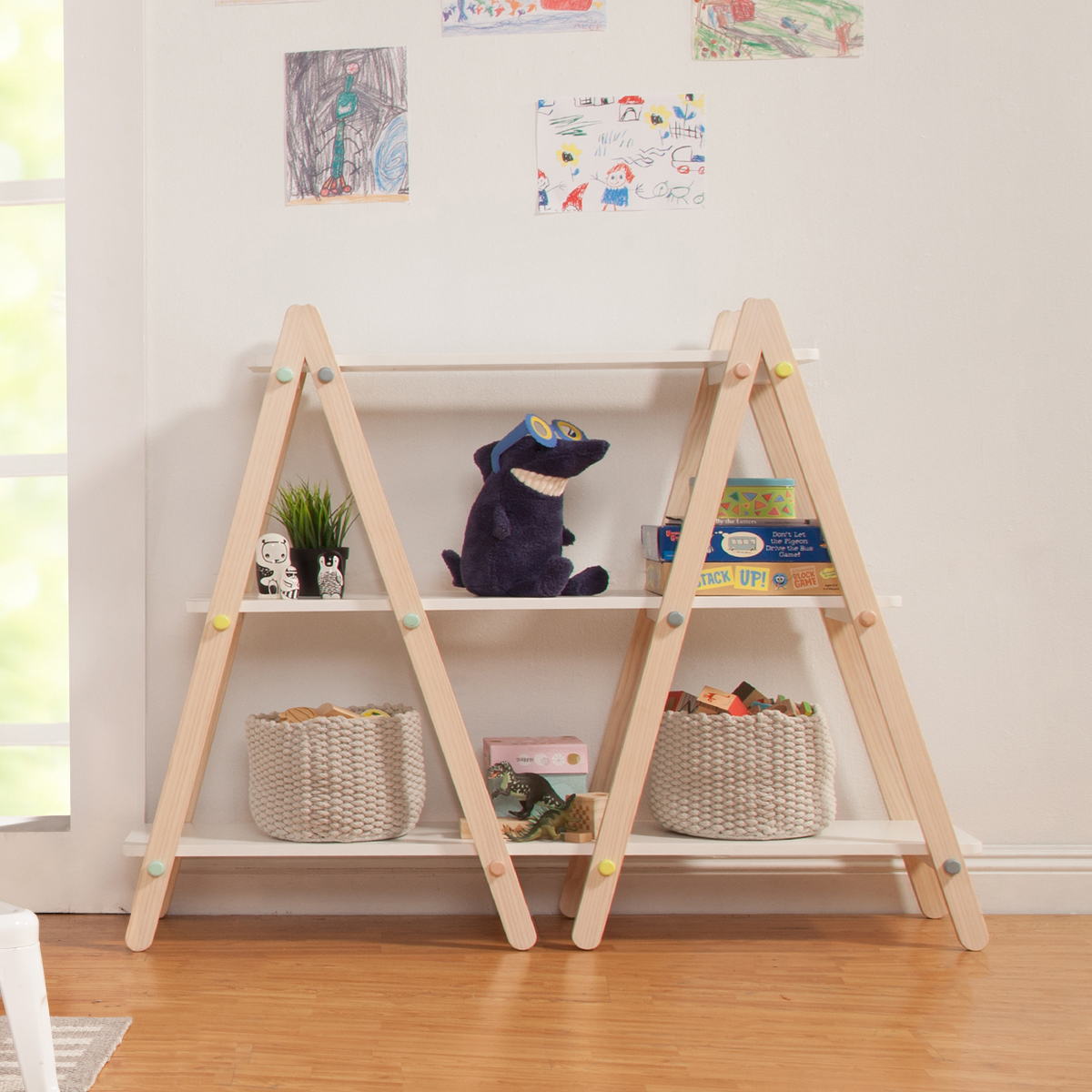 Babyletto Bookcase Dottie
