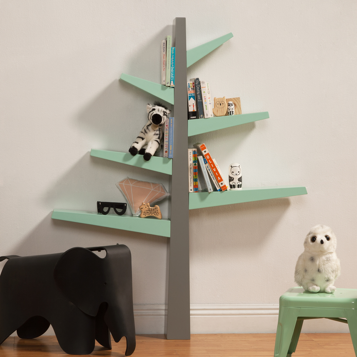 Babyletto Spruce Tree Bookcase Thetot