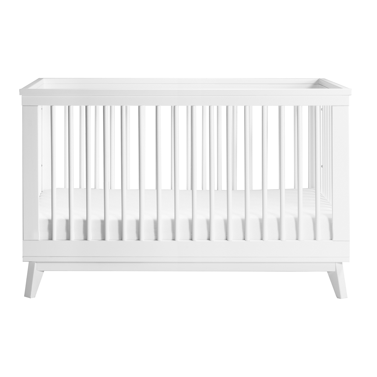 Scoot 3-in-1 Convertible Crib with Conversion Kit