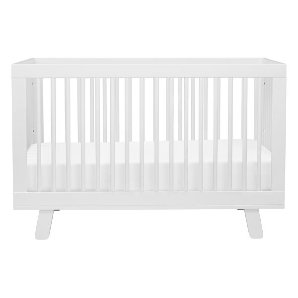 Baby Letto Hudson 3-in-1 Convertible Crib White AW19