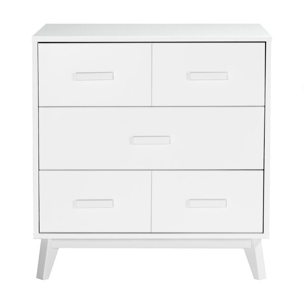 Babyletto Scoot Three Drawer Dresser with Removable Changing Tray6