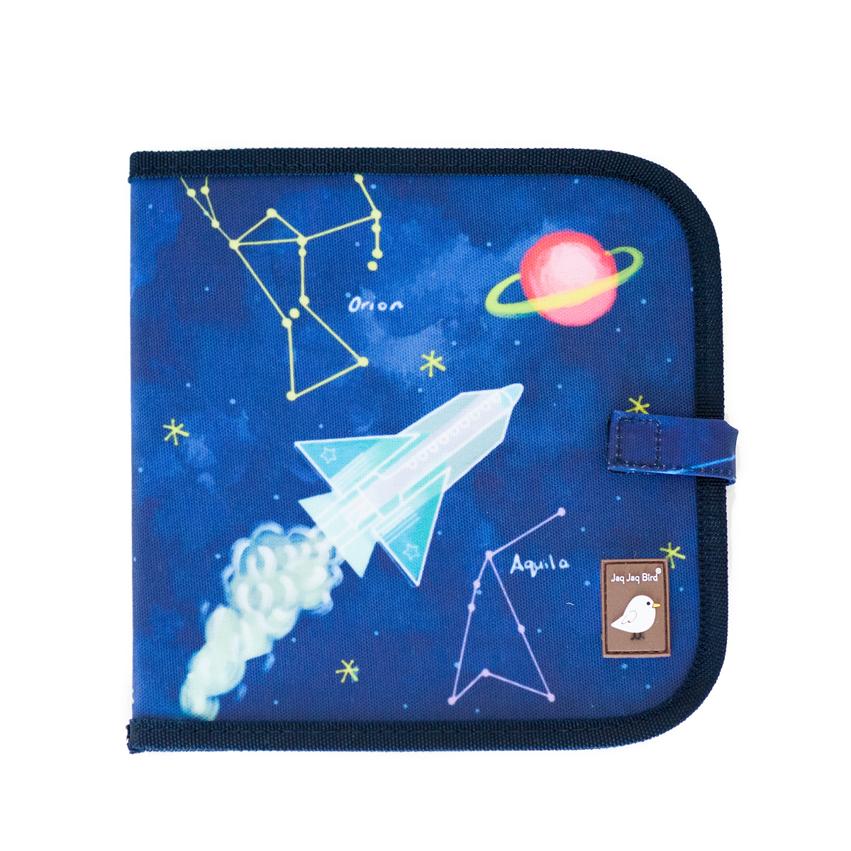 Jaq Jaq Bird Color It Book - constellations