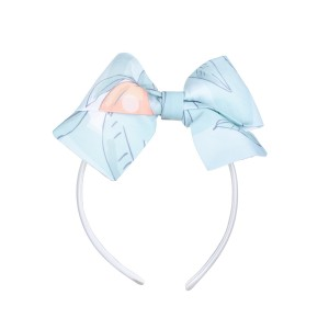 HucklebonesSS18AccessoryHeadbandBowPeach