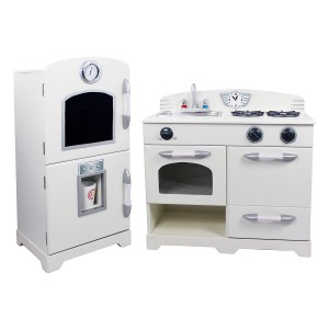 Teamson Retro Play Kitchen Product Image