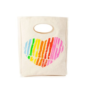 Fluf Heart Classic Lunch Bag