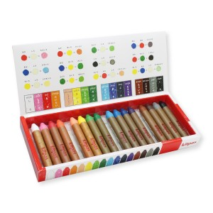 Kitpas Eco Friendly Crayons