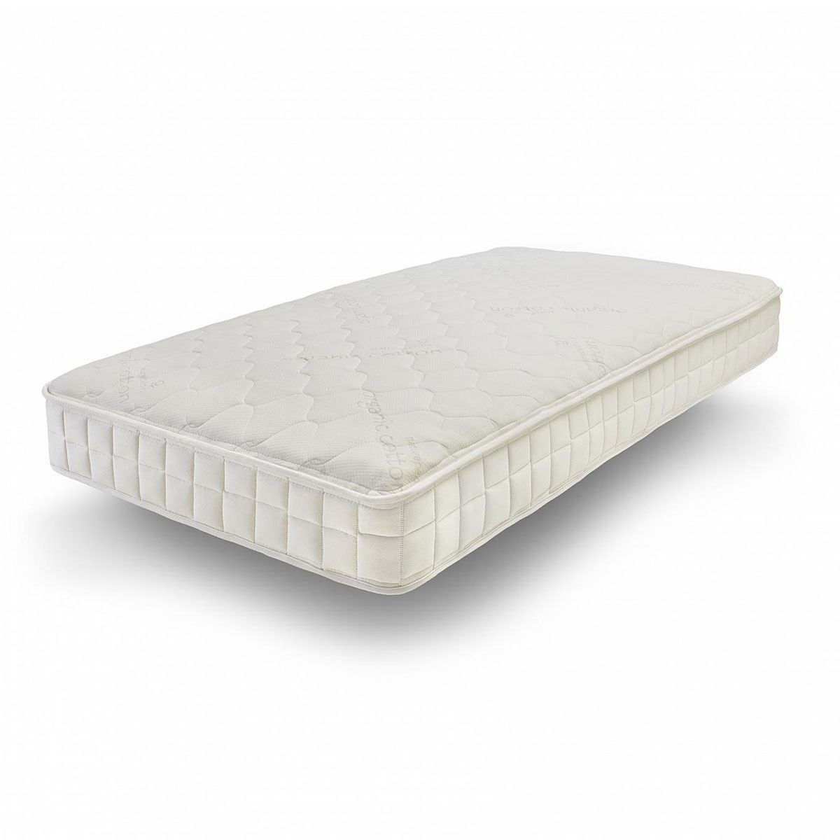 Naturepedic organic twin mattress