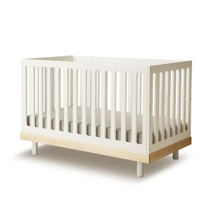 Oeuf Classic Crib in Birch Wood