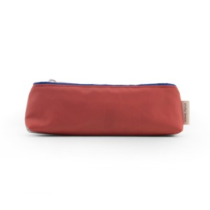 Sticky Lemon Pencil Case Faded Red & Blue