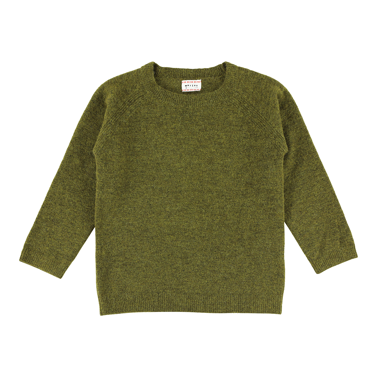 Morley Olive Green Sweater