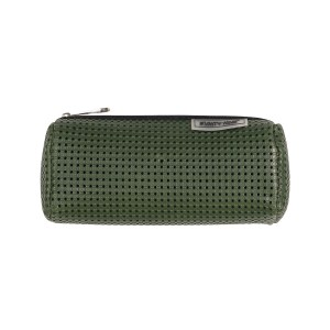 Light + Nine Pencil Case in Hunter Green