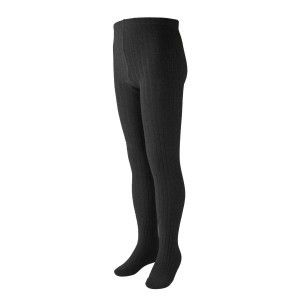 Carlomagno Tights in Black