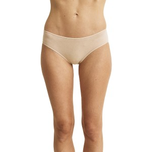 Skin Boyshort Panty in Medium Tan