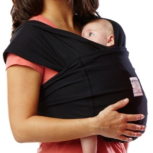Baby Ktan Original Carrier worn by a woman