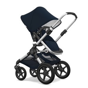 Bugaboo Classic Collection Fox Stroller with aluminum frame & dark navy
