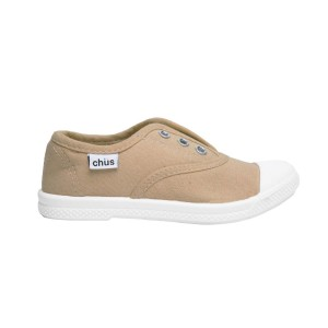 Chus Dylan Shoe in Khaki