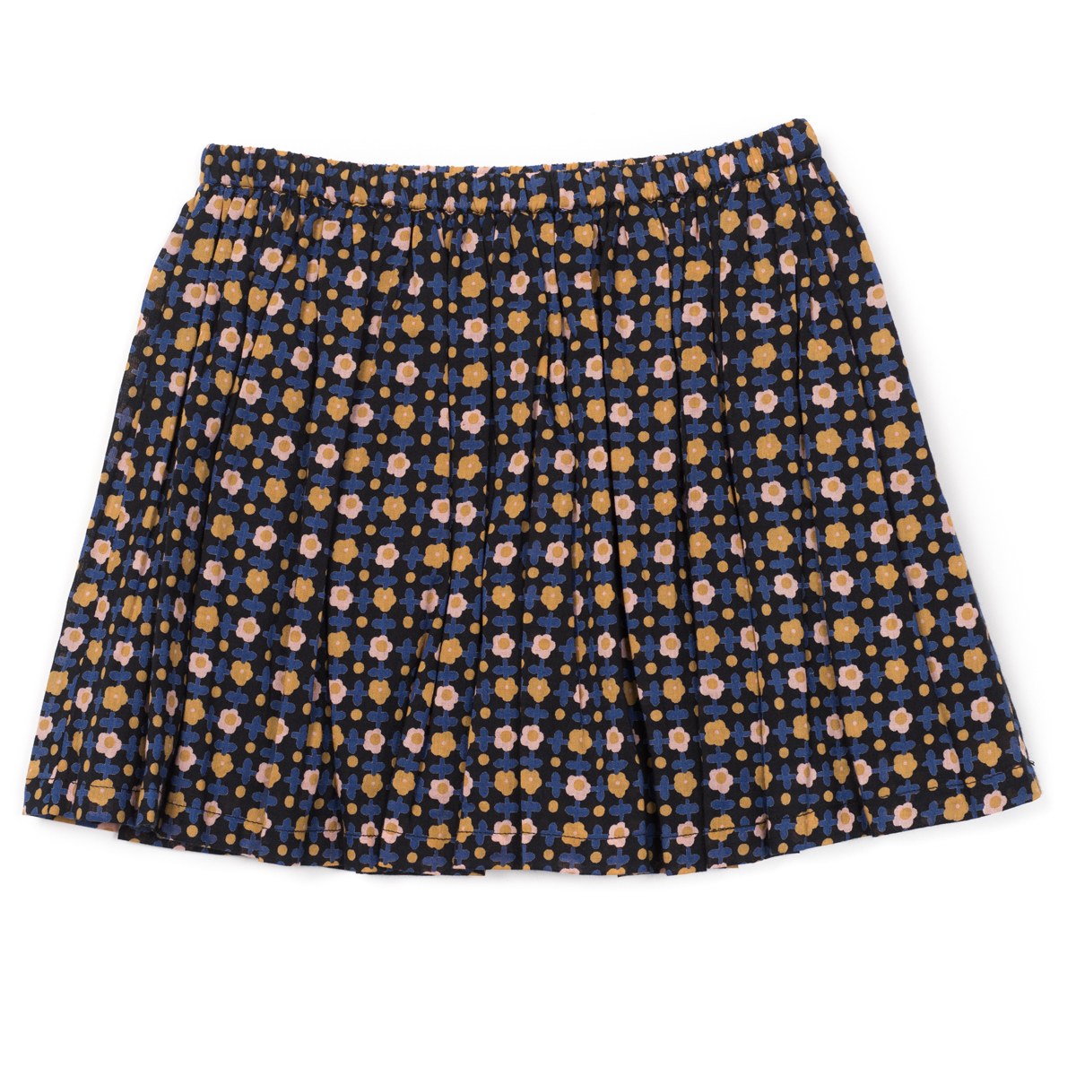 Bonton Flower Print Skirt