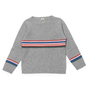 Bonton Grey Sweater