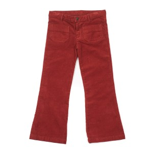 Bonton Brick Red Pants