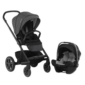 Nuna Mixx Stroller & Car Seat Travel System in Verona