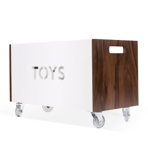 Nico & Yeye Toy Box Chest on Casters