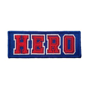 Mooders Backpack Patch Hero