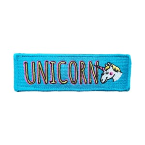 Mooders Backpack Patch Unicorn
