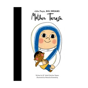 Little People Big Dreams Mother Teresa Hardcover Book